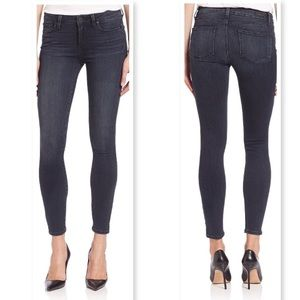 PAIGE Verdugo Ankle Skinny Jeans Reed Wash 25
